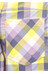 Jack Wolfskin Cube Shorts Kids soft violet checks